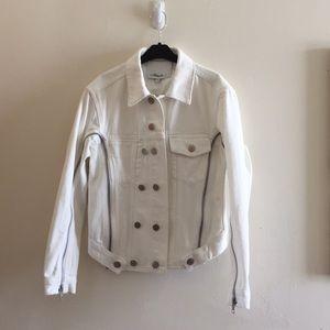 3.1 Phillip Lim white denim jacket